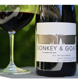 Organic & Natural Donkey & Goat 'The Gallivanter' Red 17