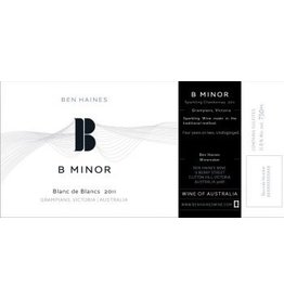 Natural Ben Haines B minor Blanc de Blanc 11