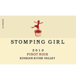 Stomping Girl PInot Noir Beresini Vineyard Carneros 13