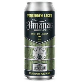 Almanac Forbidden Lager