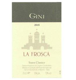 """Organic Gini Soave Classico 'La Frosca"""" 15"""