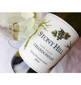 Stony Hill Chardonnay Napa Valley 12