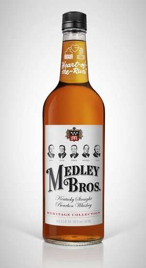 Medley Brothers Kentucky Straight Bourbon