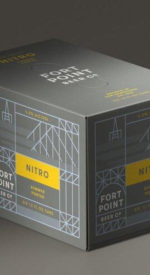 Fort Point Nitro Summer Porter