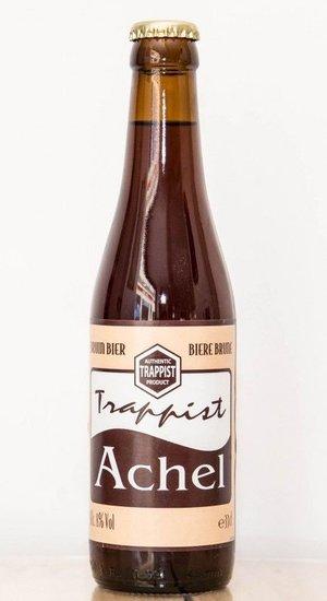 Achel Trappist Biere Brune