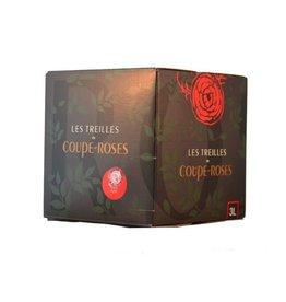 Organic Coupe Roses Les Treilles 3L Box 17