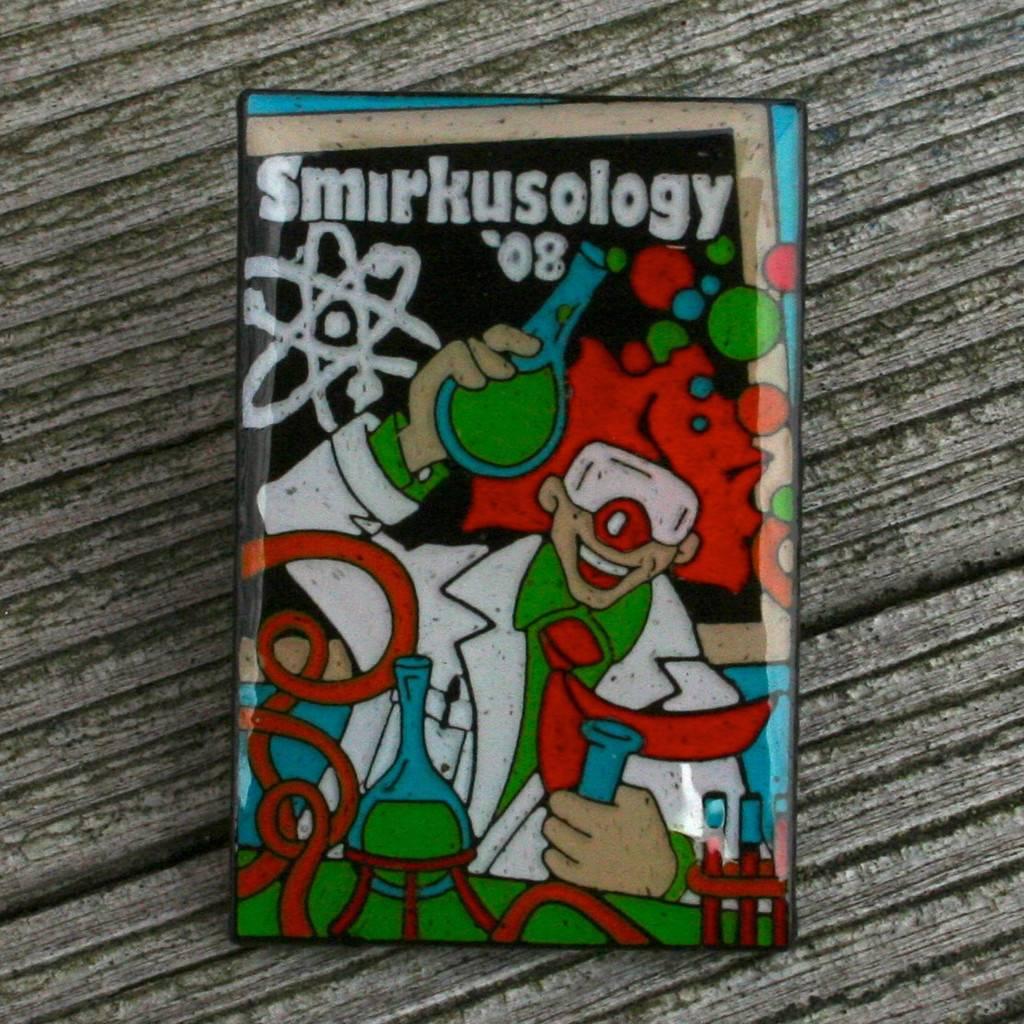 2008 Smirkusology Pin
