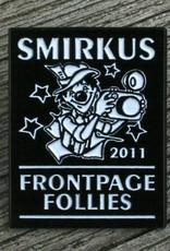 2011 Frontpage Follies Pin