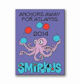 2014 Anchors Away Pin