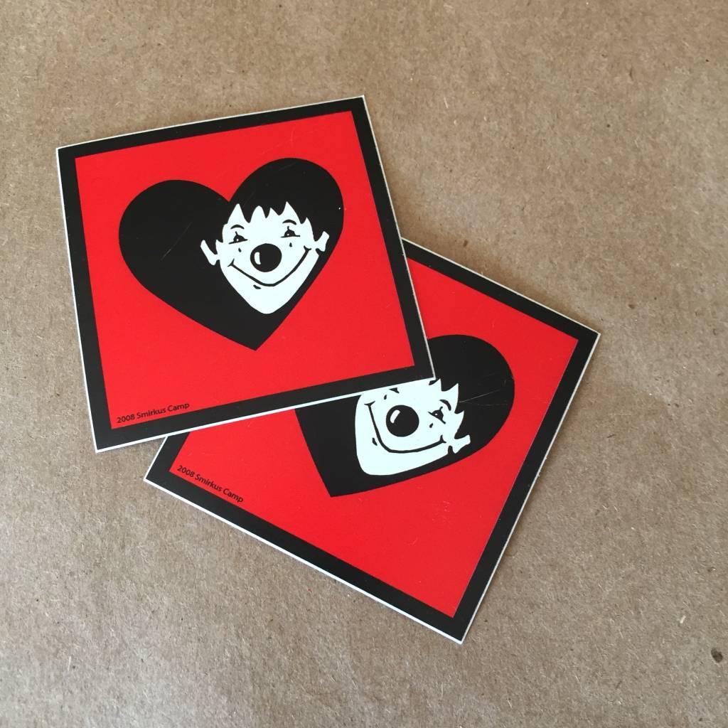 Camp Sticker Small