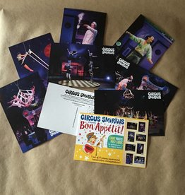 Postcard Set (2015 - Bon Appetit)