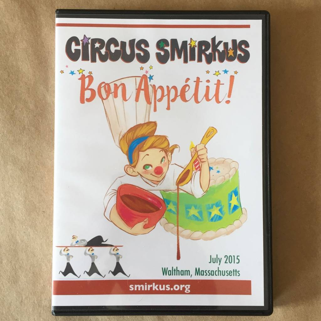 2015 Bon Appetit DVD