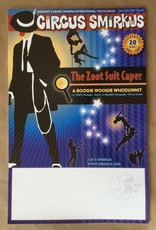 2007 Tour Poster - The Zoot Suit Caper