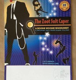 2007 Tour Poster - The Zoot Suit Caper