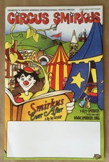 2009 Tour Poster - Smirkus Ever After