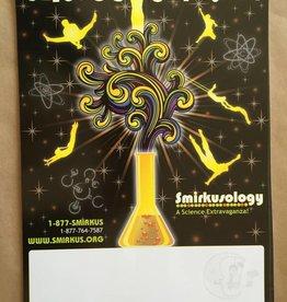 2008 Tour Poster - Smirkusology