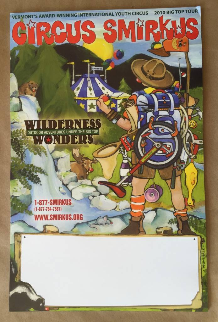 2010 Tour Poster - Wilderness Wonders