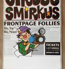 2011 Tour Poster - Frontpage Follies