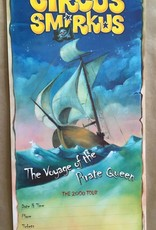 2000 Tour Poster - The Voyage of the Pirate Queen