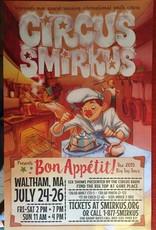 2015 Tour Poster - Bon Appetite