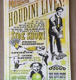 1994 Tour Poster - Houdini Lives!