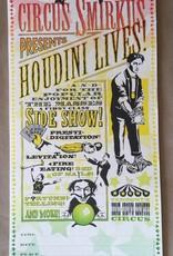 1994 Tour Poster - Houdini Lives!