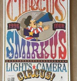 1996 Tour Poster - Lights, Camera Circus!