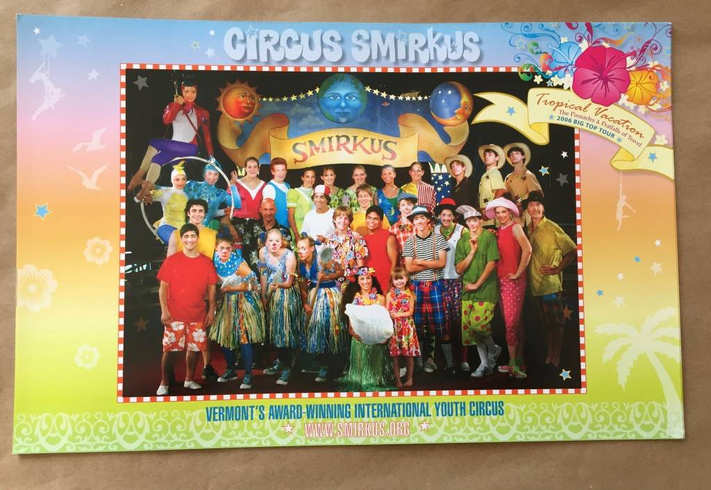 2006 Tour Cast Photo - Tropical Vacation
