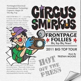 2011 Front Page Follies Soundtrack Digital Download