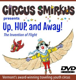 ** 2016 Up, Hup, and Away DVD