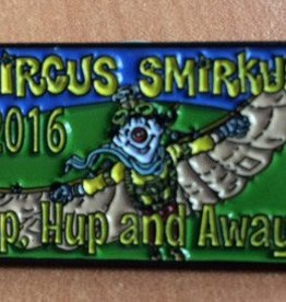 2016 Up Hup and Away Pin