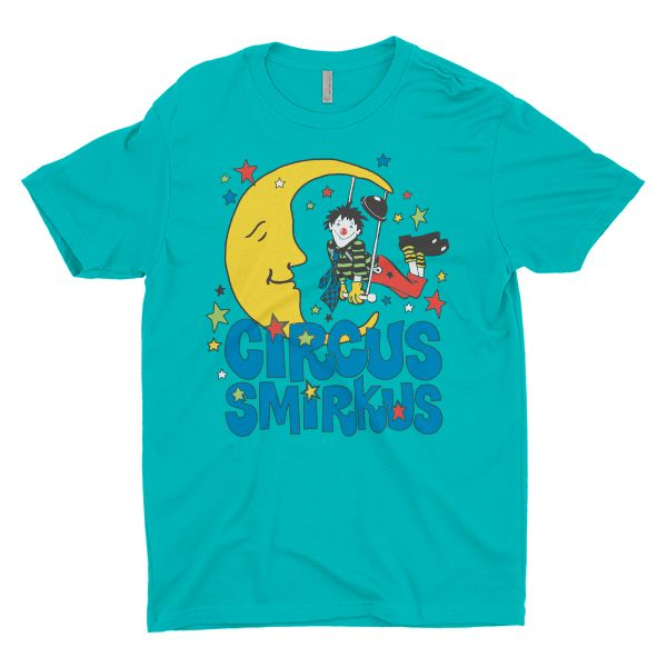 Clown & Moon Tee