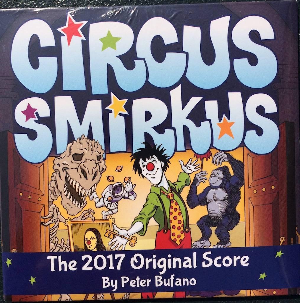 2017 Original Score CD