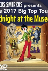 2017 Midnight at the Museum DVD