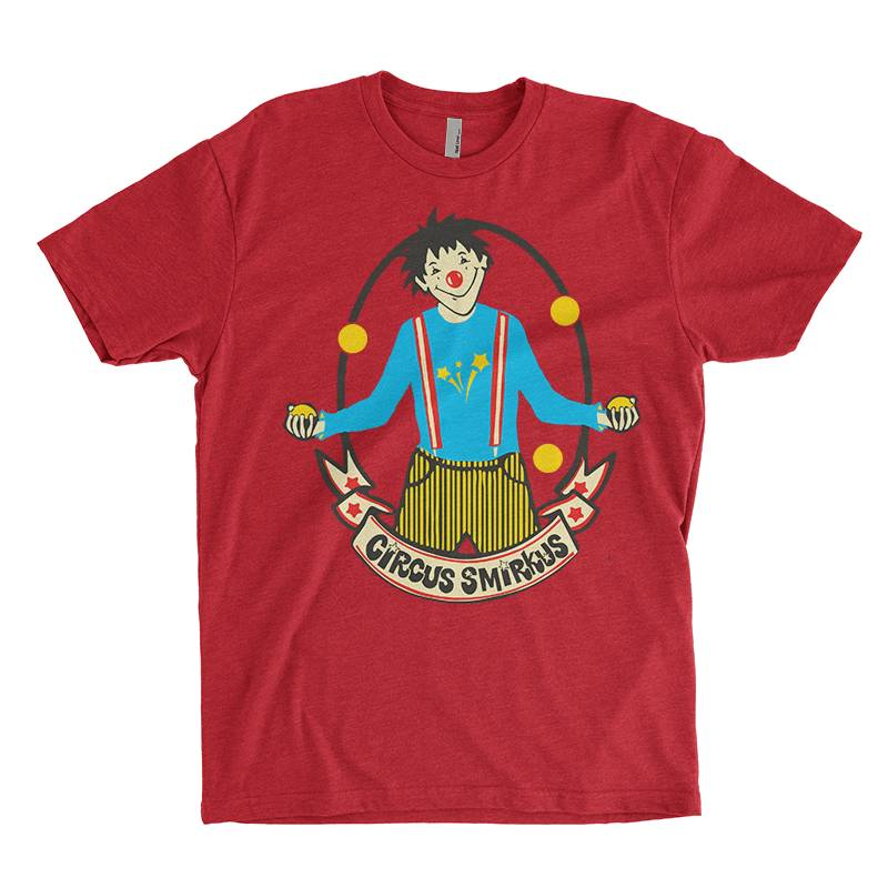 Juggling Clown Tee