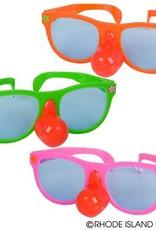 Jumbo Clown Sunglasses