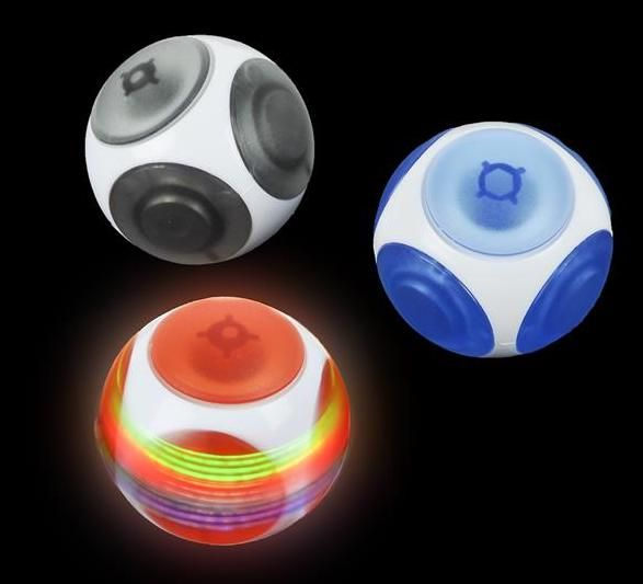 Lightup Ball Spinner