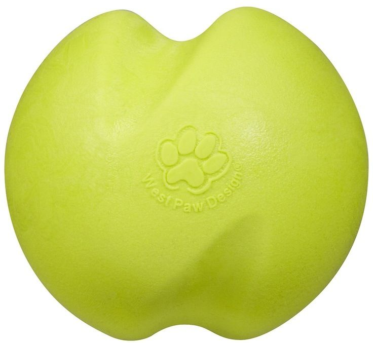 West Paw Design WEST PAW JIVE DOG BALL SMALL GREEN