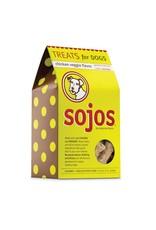 Sojos SOJOS CHICKEN VEGGIE TREATS