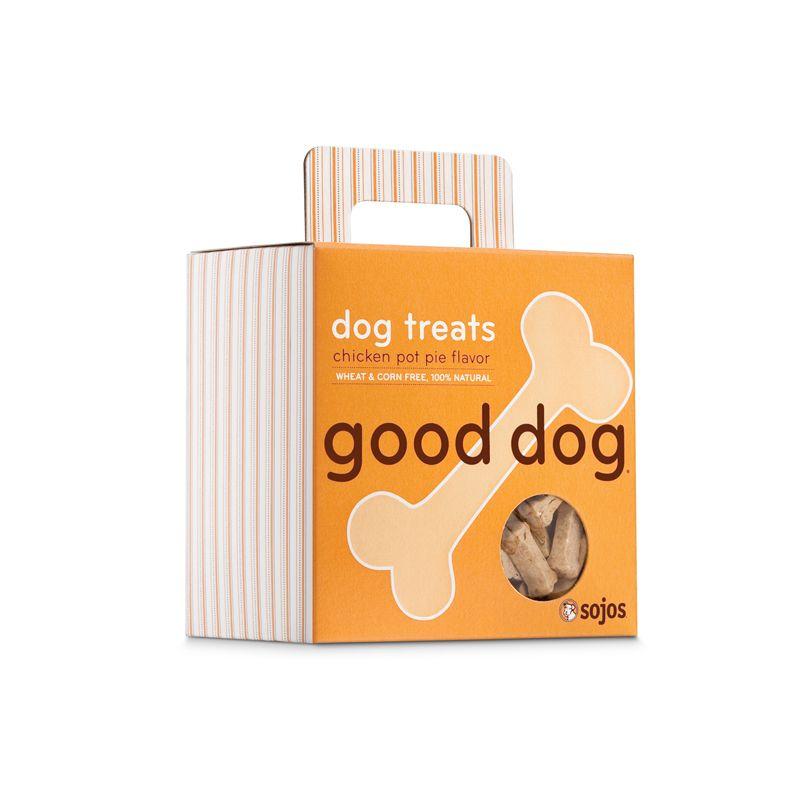 Sojos SOJOS GOOD DOG CHICKEN POT PIE TREATS
