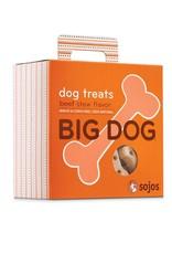 Sojos SOJOS BIG DOG BEEF STEW TREATS