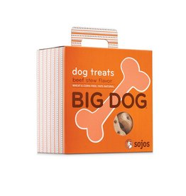 Sojos SOJOS BIG DOG BEEF STEW TREATS