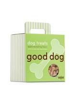 Sojos SOJOS GOOD DOG APPLE DUMPLING TREATS