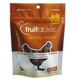 Fruitables Fruitable Skinny Minis Chicken Flavored 5oz