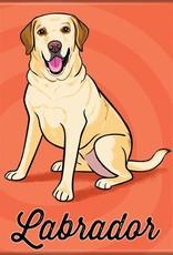 Independent Labrador Magnet