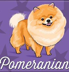 Independent Pomeranian Magnet