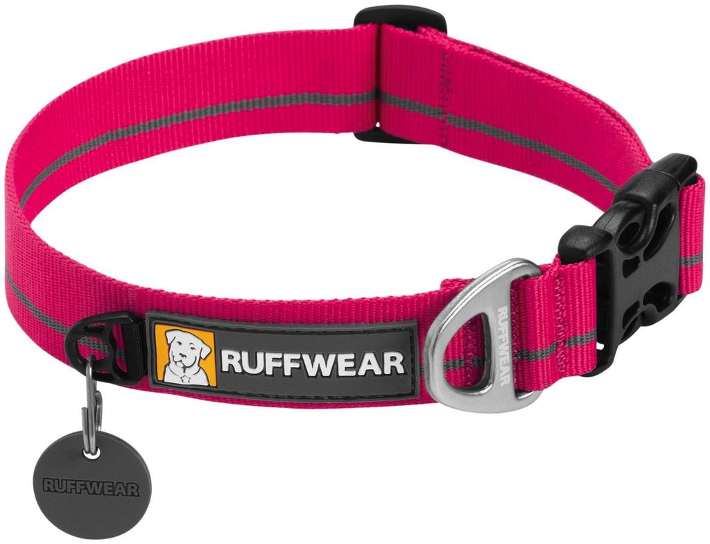 Ruffwear Ruffwear Hoopie Collar - Small, Berry