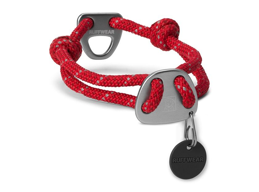 Ruffwear Ruffwear Knot-a-Collar - Large, Red