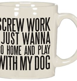 Primitives Screw Work Mug