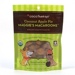 Coco Therapy Maggie's Coconut Apple Pie Macaroons